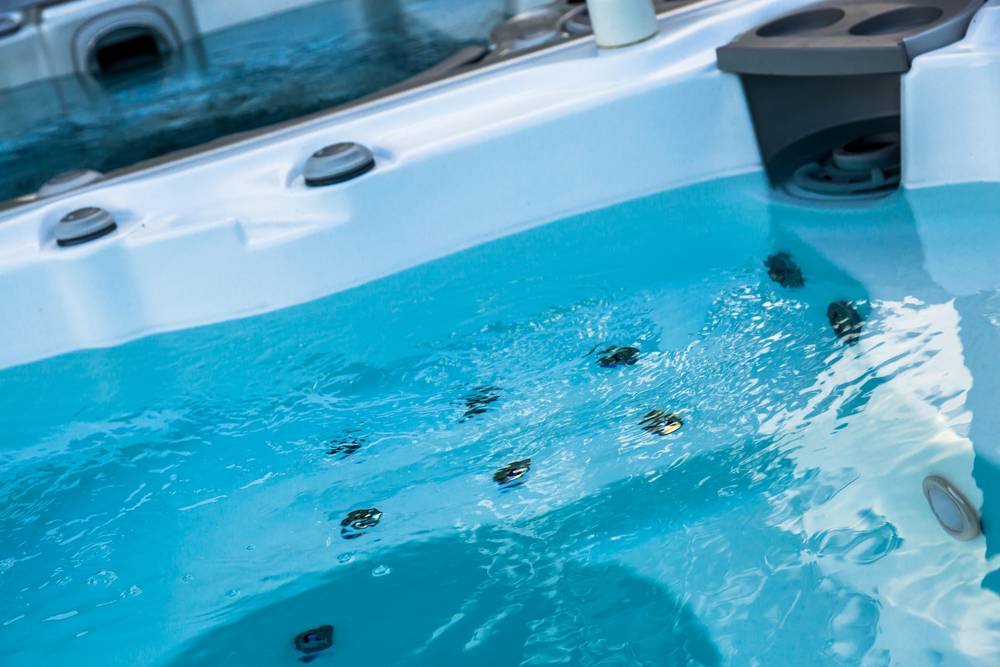 A hot tub maintenance is simple when using proper hot tub chemicals.