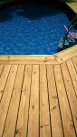above ground pool deck examples over top rail.jpg