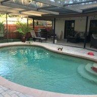 Brand new Pentair Heat Pump | Trouble Free Pool