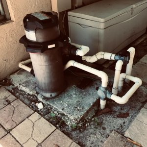 JJFlorida's HAYWARD C100S and MAXFLO XL POOL PUMP