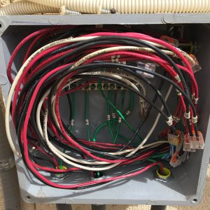 Line Voltage Junction Box