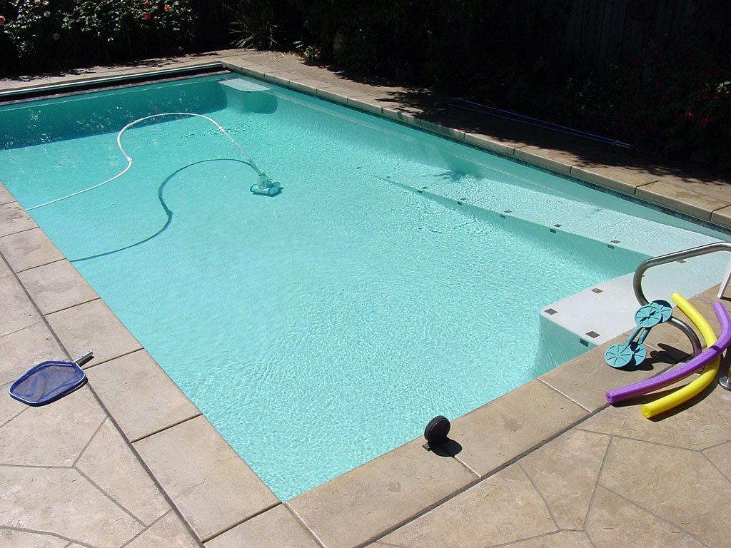 Ascorbic Treatment To Rid Pool Of Metal Stains Page 2